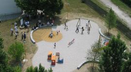 Aree giochi nei parchi pubblici