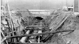 Compagnia Generale delle Acque. Tubature Marittima 16 novembre 1933