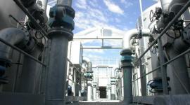 Impianto di potabilizzazione a Ca' Solaro
